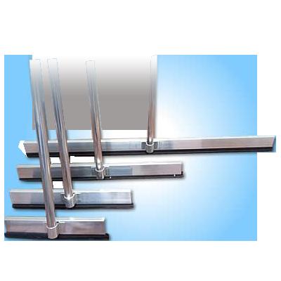 Rodo de Alumínio e Cabo de Alumínio 40cm DSR