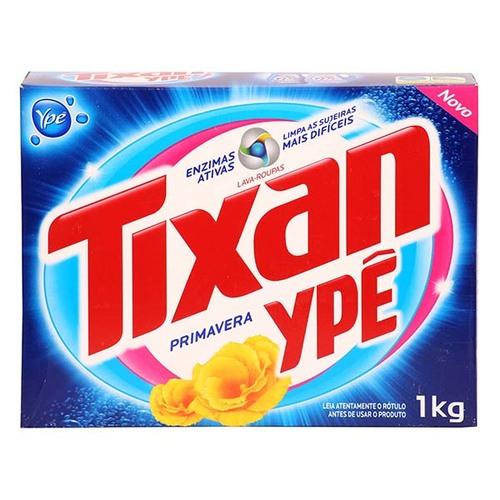 Sabão em Pó Tixan 1Kg