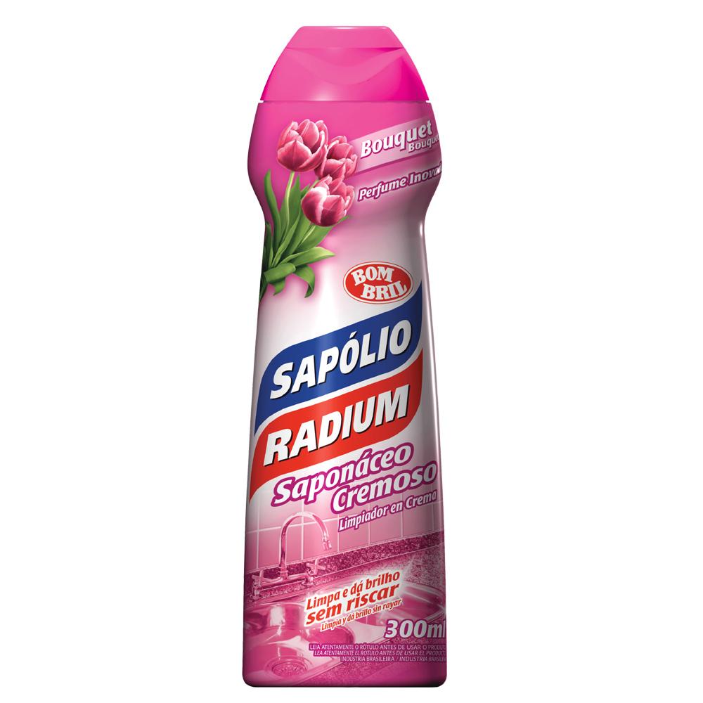 Sapólio Radium Cremoso Bouquet 300ml