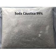 Soda Cáustica 99% - 5 Kg