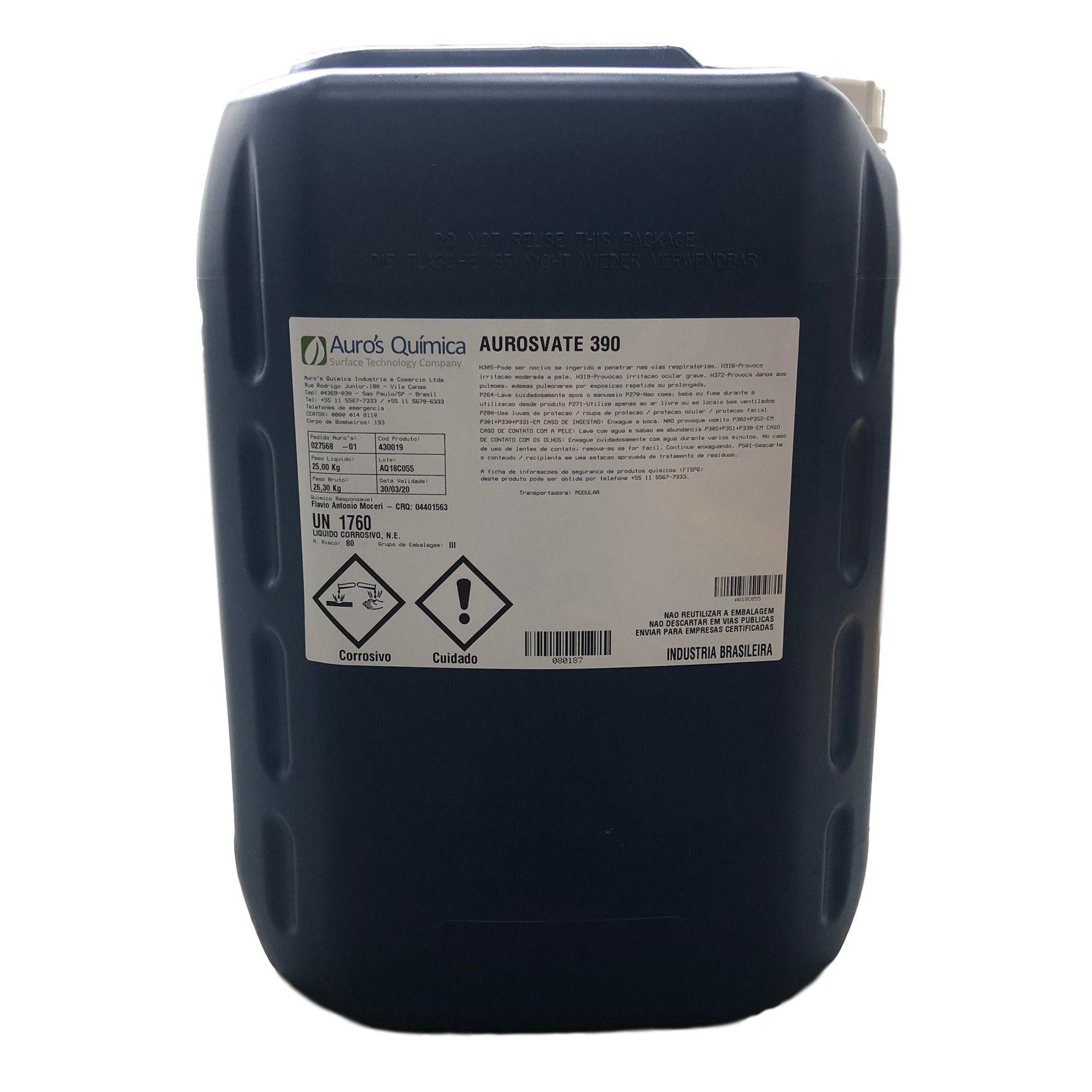Ácido Sulfônico 90% - 25 Litros