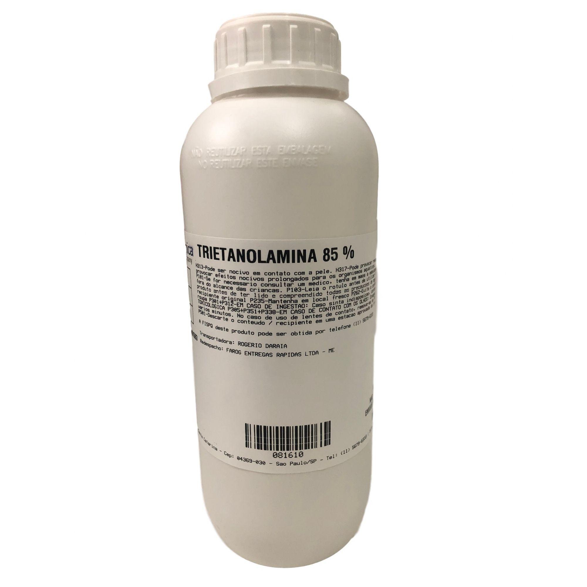 Alcalinizante T85 - 500mL
