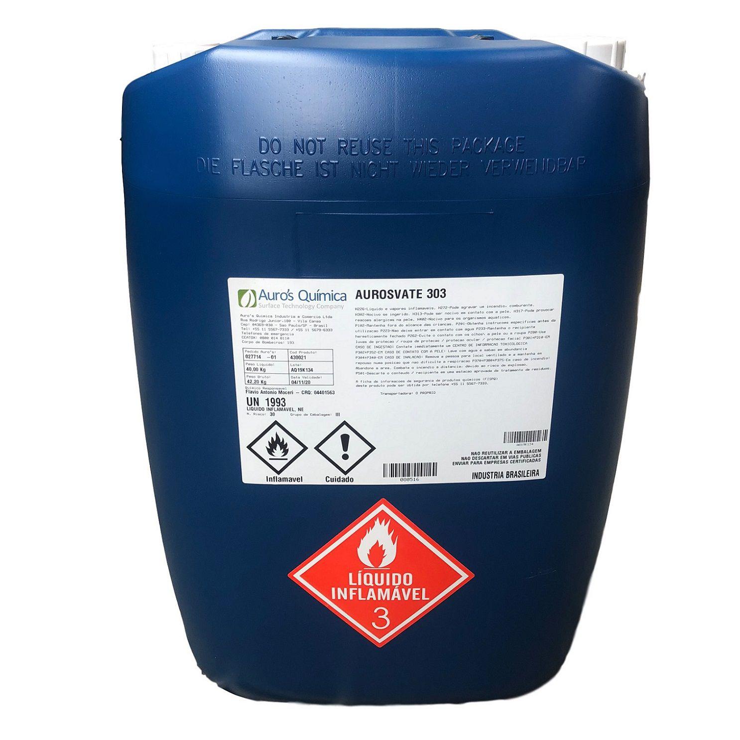 Álcool Isopropílico 99,9% - 50 Litros