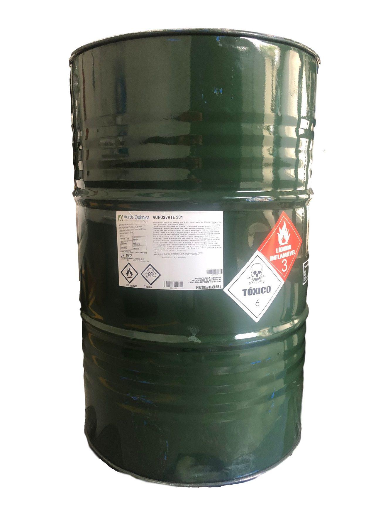 Álcool Metílico - 200 Litros (Metanol)