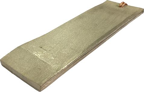 Anôdo de Níquel 150x50x5mm
