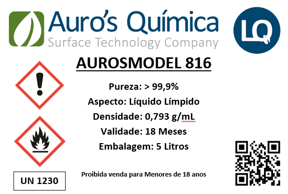 AUROSMODEL 816 - 5 Litros