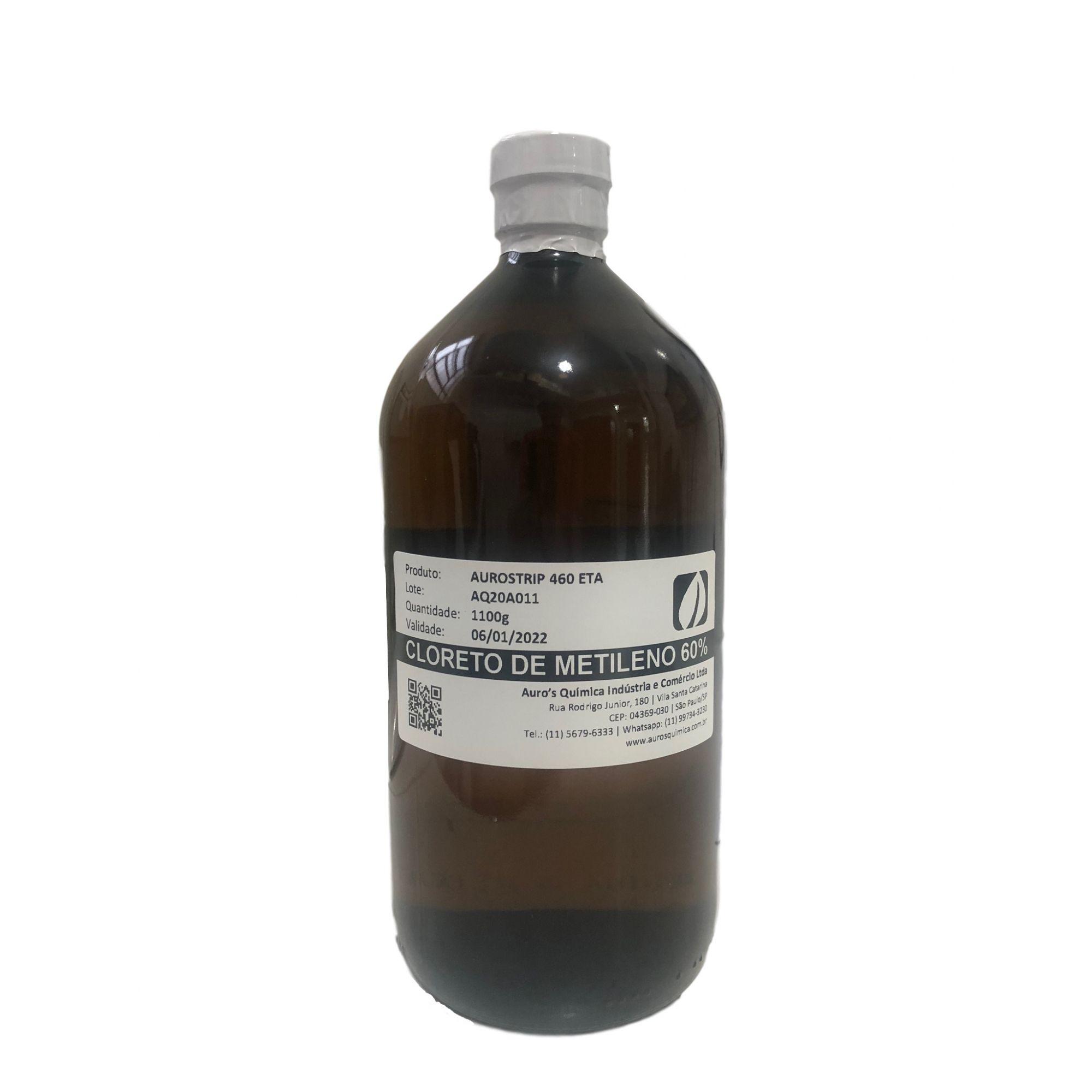 Cloreto de Metileno 60% - 1 Litro