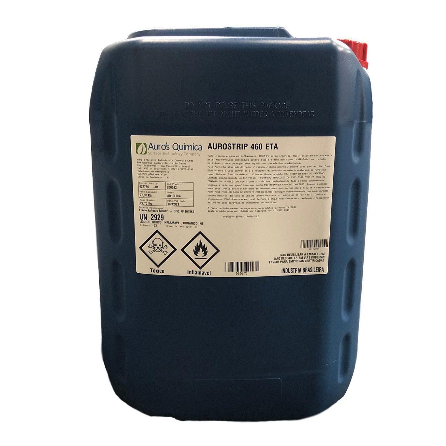 Cloreto de Metileno 60% (Etanol) - 25 Litros