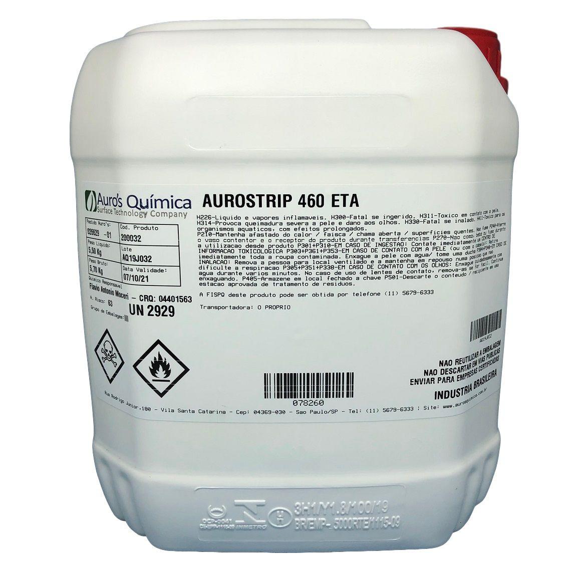 Cloreto de Metileno 60% (Etanol) - 5 Litros