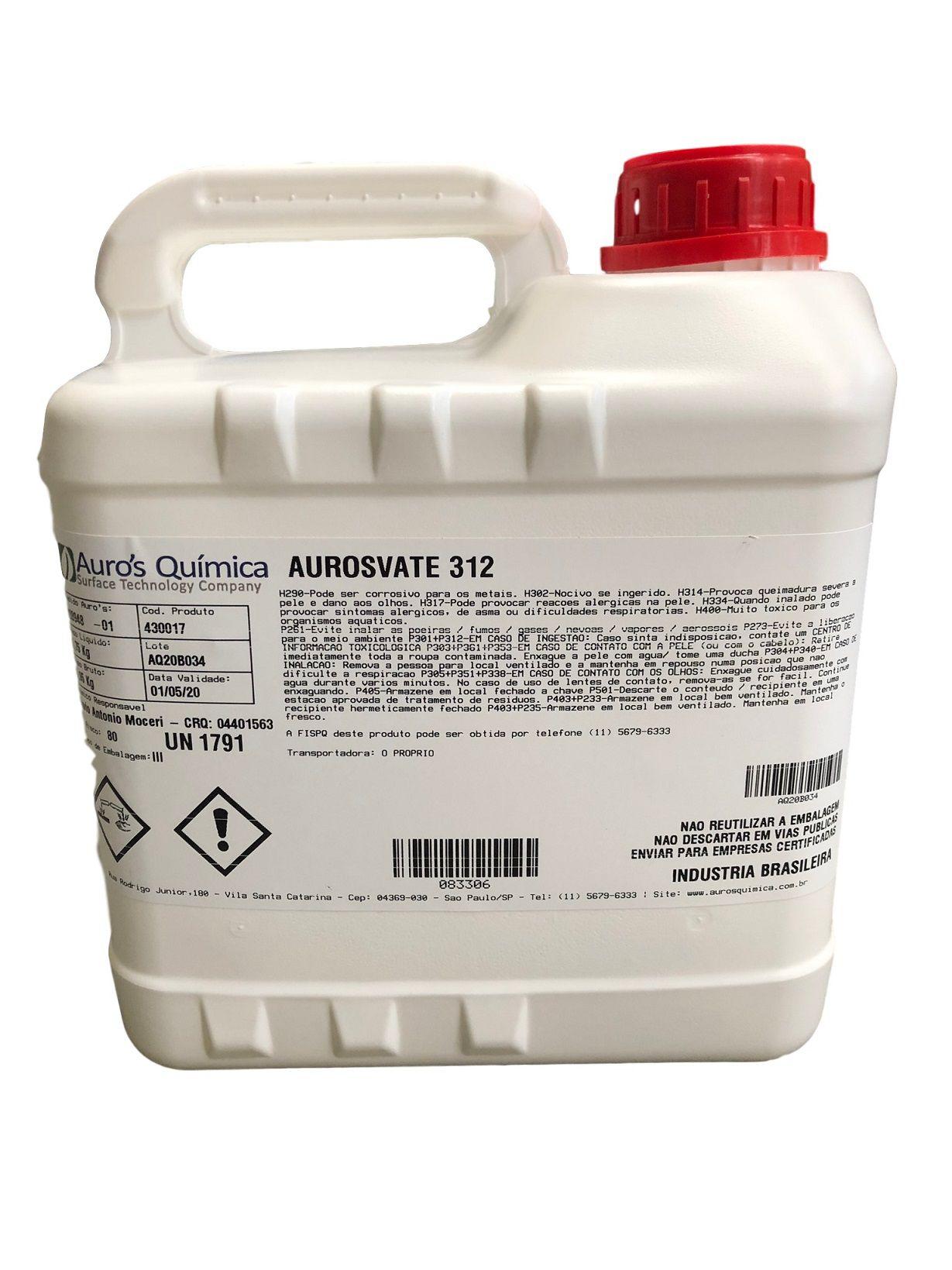 Hipoclorito de Sódio 12% - 5 Litros