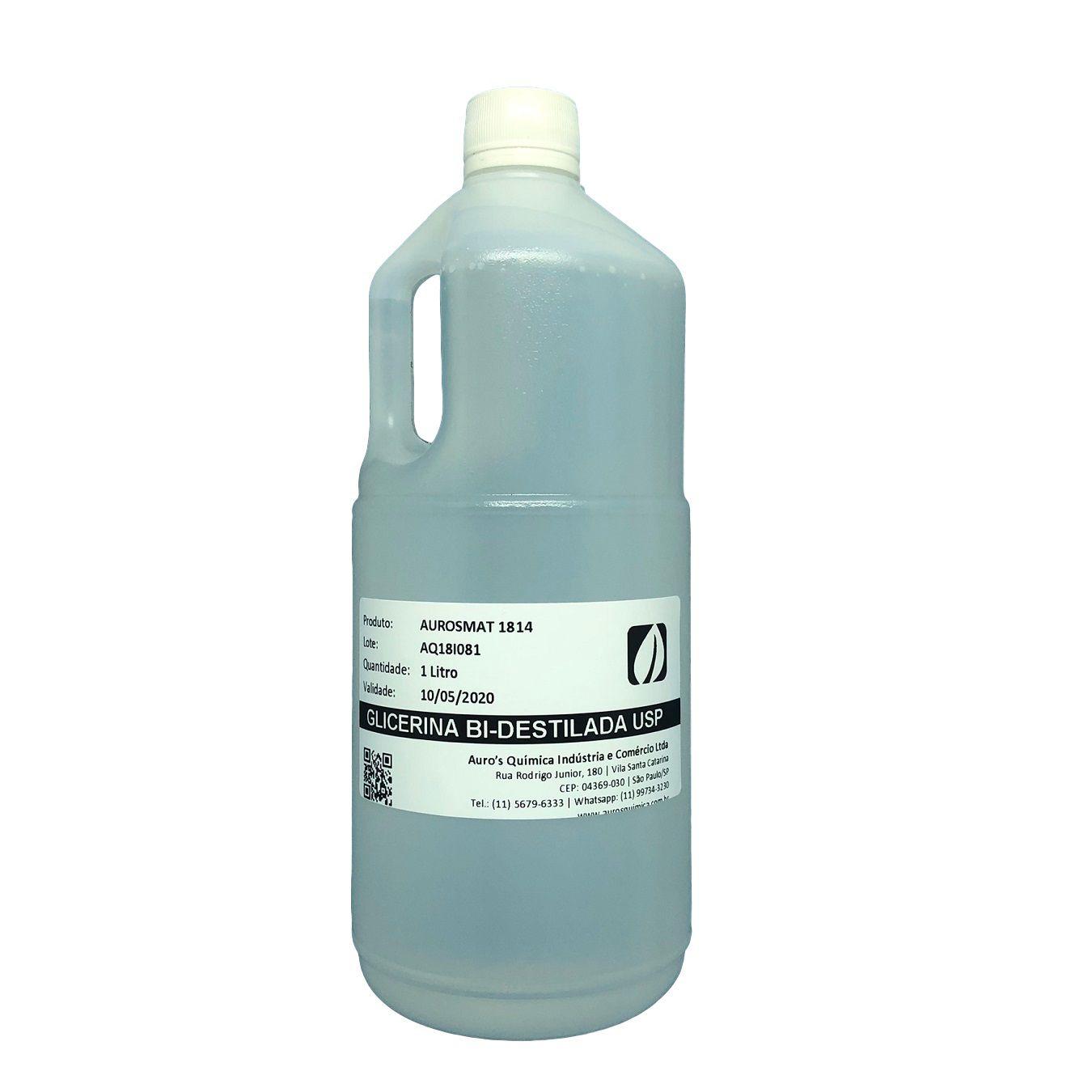 Kit E-Liquid (Glicerina USP + Propilenoglicol USP)