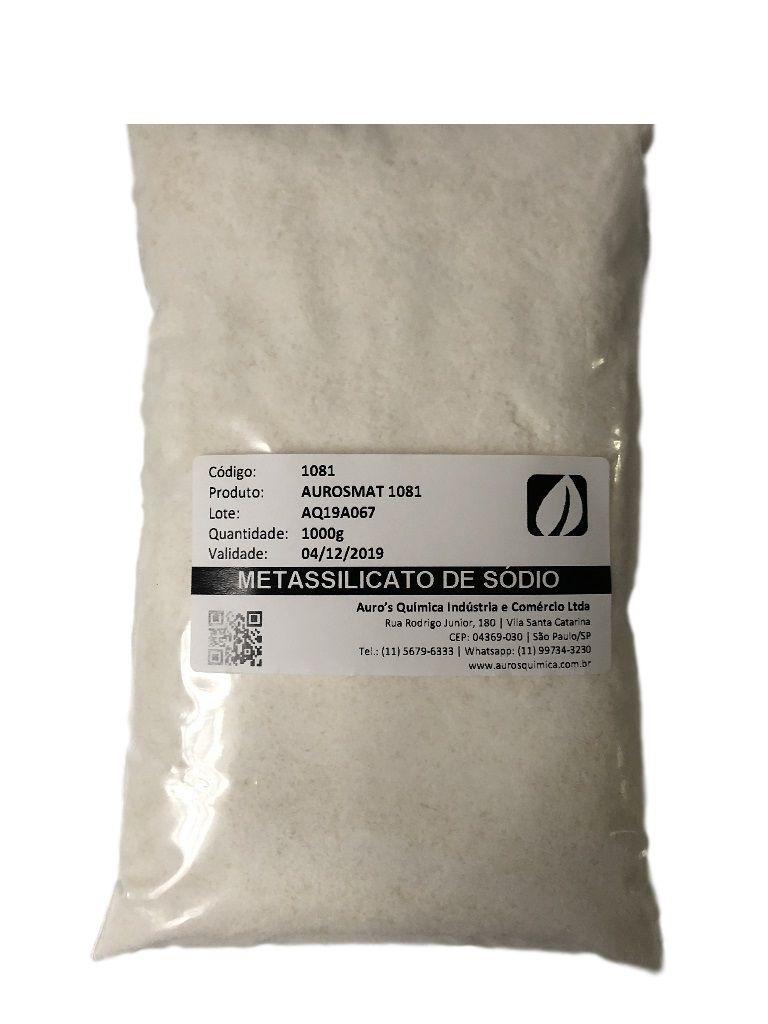 Metassilicato de Sódio - 1 Kg