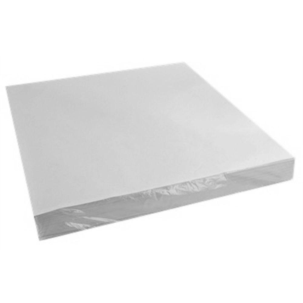 Papel Filtro 60x60 (80g/m2) - 10 Folhas