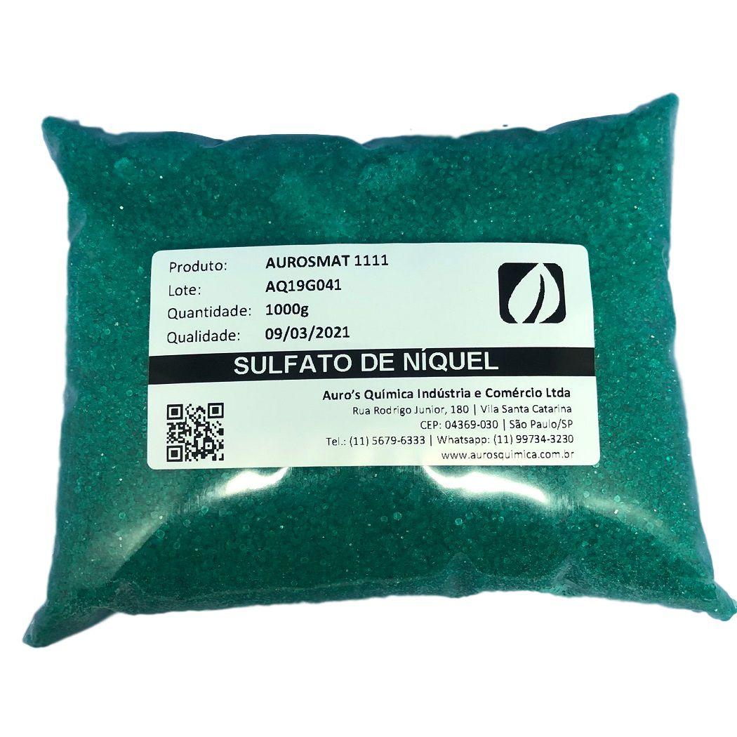 Sulfato de Níquel - 1 Kg