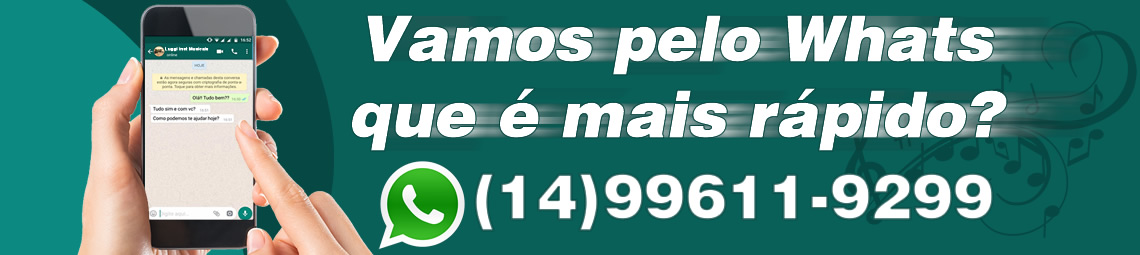 whatsapp é mais rapido