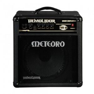 Amplificador Baixo Meteoro Demolidor Fwb80 Especia