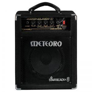 Amplificador Baixo Meteoro Star Black 8