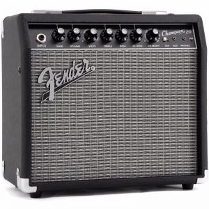 Amplificador Guitarra Fender Champion 20
