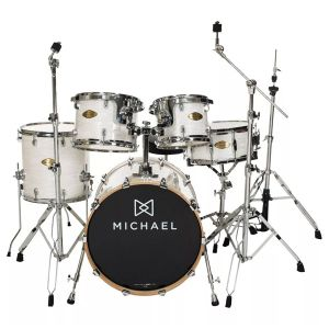 Bateria Michael Dm851 Elevation Madrepérola
