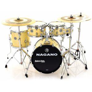 Bateria Nagano Garage Gig 18' Amarela