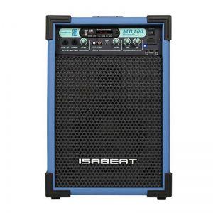 Caixa Isabeat Mb100 Bluethooth Azul