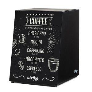 Cajon Fsa Strike Sk4037 Acustico Espresso