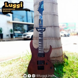 GUITARRA IBANEZ GRG 121 DX WALNUT FLAT