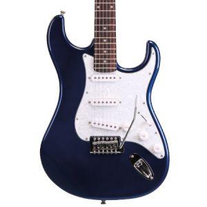 Guitarra Memphis Mg32 Azul Metálico Mb