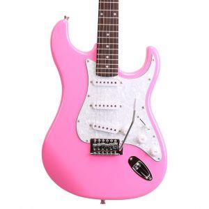Guitarra Memphis Mg32 Pink