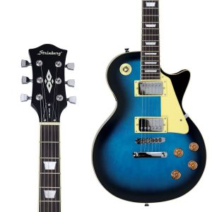 Guitarra Strinberg Lps230 Les Paul Azul
