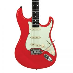 Guitarra Tagima Ea-Pro-2 Edu Ardanuy Vermelha C/Capa