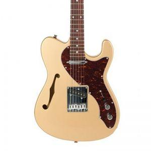 Guitarra Tagima T484 Tele Semi Acústica Gold