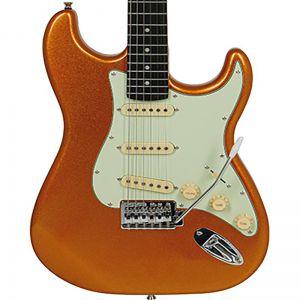 Guitarra Tagima Tg500 Woodstock Dourado