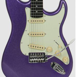 Guitarra Tagima Tg500 Woodstock Roxo Metalico