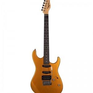Guitarra Tagima Tg510 Woodstock Amarelo Metalico