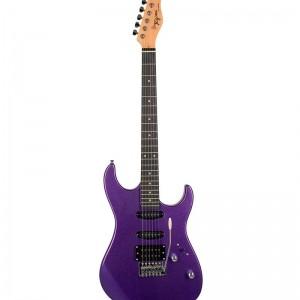 Guitarra Tagima Tg510 Woodstock Roxo Metalico