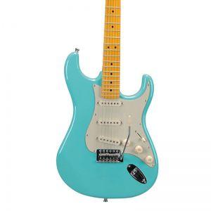 Guitarra Tagima Tg530 Woodstock Azul Celeste