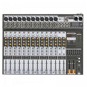MESA 16 CANAIS SOUNDCRAFT SX1602FX USB