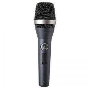 Microfone Akg D5 Vocal Mão C/ Fio