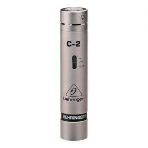 Microfone Behringer C2 Condensador