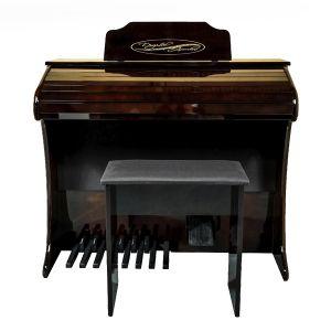 Órgão Acordes - AC300 Imbuia BRILHO - 49 Teclas