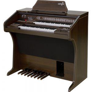 Órgão Harmonia HS-300 Marrom Fosco