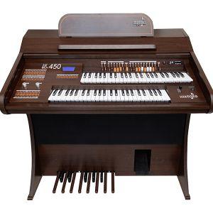 Órgão Harmonia HS-450 Tabaco