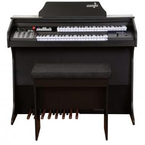 Órgão Harmonia HS-45 Lux Preto