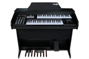 Órgão Harmonia HS-45 Preto Fosco (NOVO)