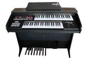 Órgão Harmonia HS-50 Preto Fosco