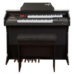 Órgão Harmonia HS-75 Preto Fosco