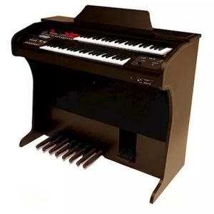 Órgão Harmonia HS-75  Marrom Fosco