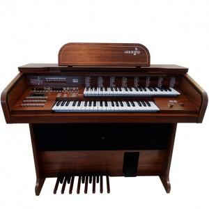 Órgão Harmonia HS-95 - imbuia