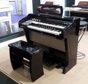 Órgão Tokai Md750 Gold Preto